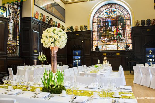 Hall Wedding Venue In London