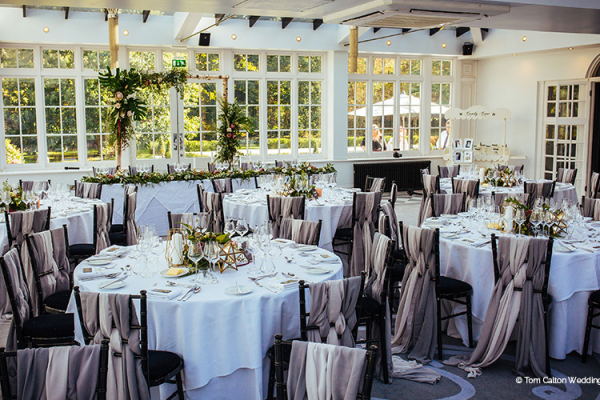 The Garden Room at Swynford Manor | Wedding Venues Cambridgeshire
