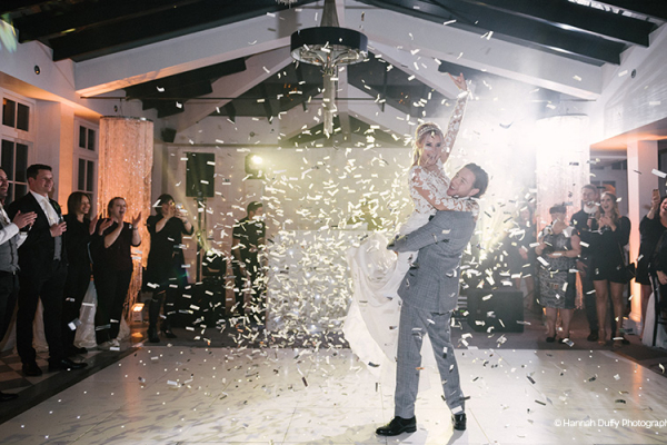 First Dance at Swynford Manor | Wedding Venues Cambridgeshire