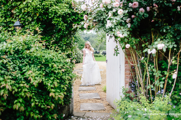 The Picturesque Gardens at Syrencot | Wedding Venues Wiltshire