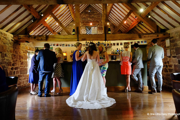 Intimate Barn Wedding Venue In Staffordshire The Ashes Chwv
