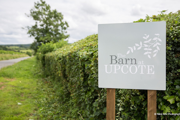 The Barn at Upcote wedding venue in Gloucestershire | CHWV