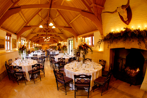 Waterside Wedding Venue The Dairy Waddesdon Manor Chwv