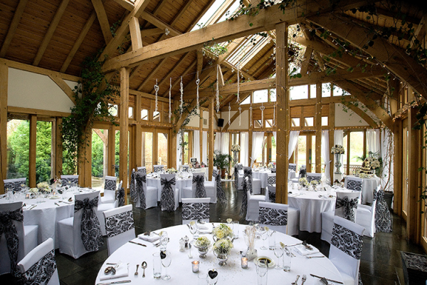 Intimate wedding venues south uk