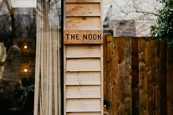 The Nook at The Tythe Barn wedding venue in Oxfordshire | CHWV