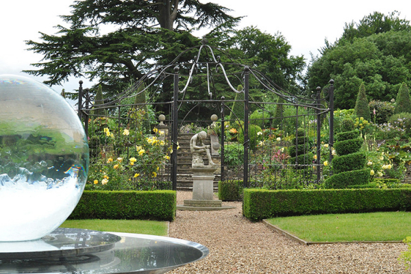 Outside Space at Tofte Manor | Wedding Venues Bedfordshire