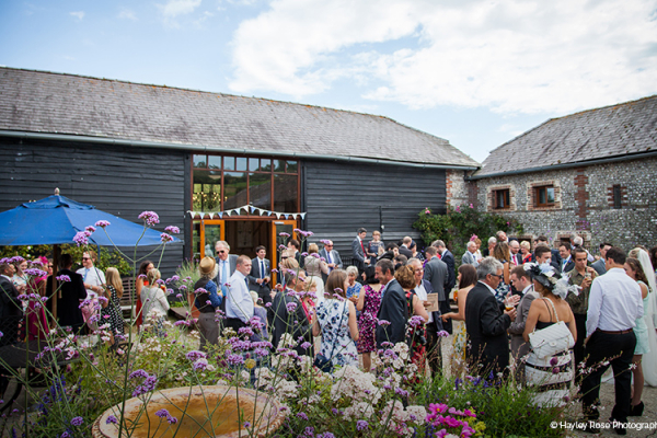 Upwaltham Barns - Rural wedding barns in West Sussex