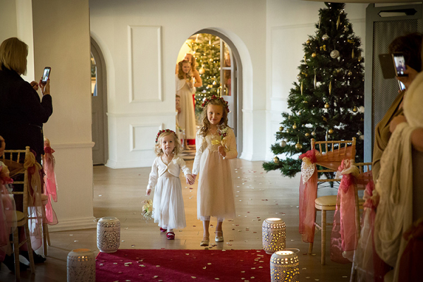 Christmas at Southdowns Manor | West Sussex wedding venues