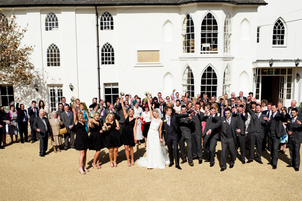 Warwick House - Marquee wedding venue in Warwickshire