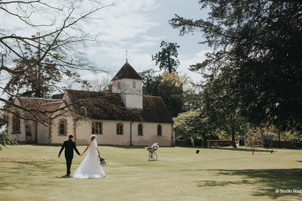 Church at Wasing Park | Wedding Venues Berkshire