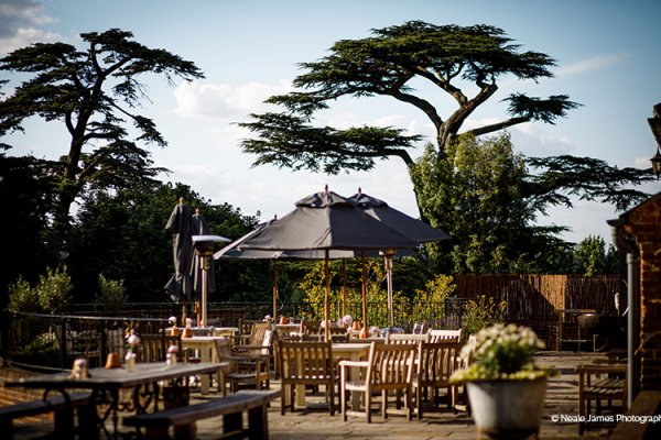Courtyard at Wasing Park | Wedding Venues Berkshire