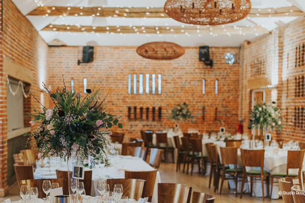 The Castle Barn at Wasing Park | Wedding Venues Berkshire