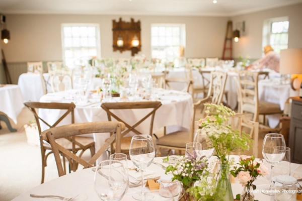 Widbrook Grange country house wedding venue in Wiltshire | CHWV
