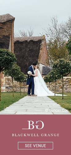 Blackwell Grange - Barn Wedding Venue in Warwickshire