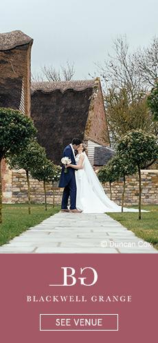 Blackwell Grange - Barn Wedding Venue in Warwickshire