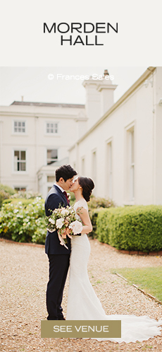 Morden Hall - Country House Wedding Venue in London