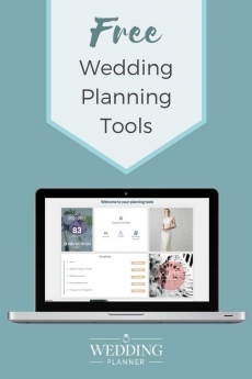Online Wedding Planning Tools From The Wedding Planner