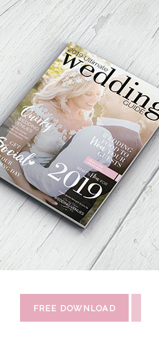 The Ultimate Wedding Guide 2019 Has Arrived! | CHWV
