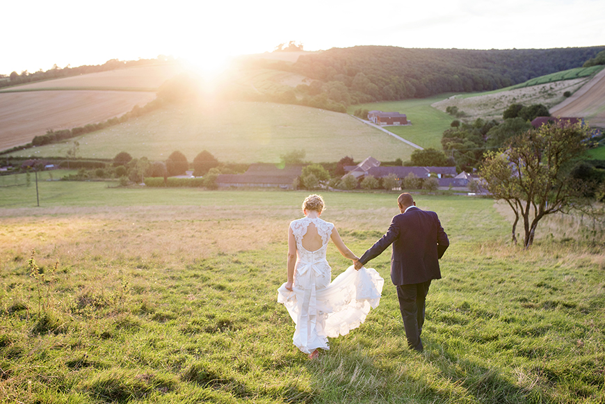 9 Garden Wedding Venues That Are Perfect For Summer - Upwaltham Barns | CHWV