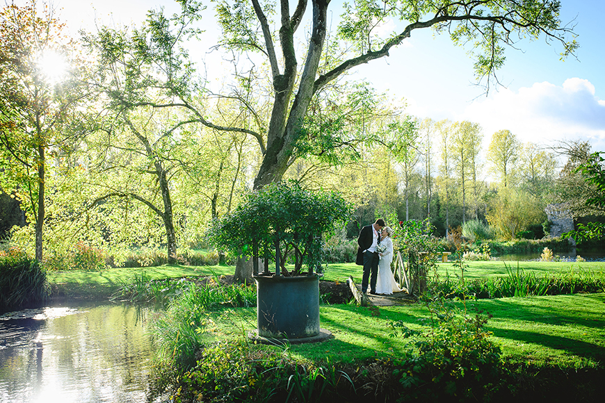 9 Garden Wedding Venues That Are Perfect For Summer - Oxnead Hall | CHWV