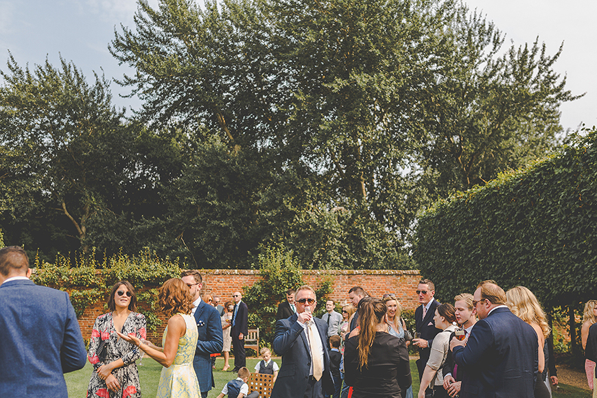 9 Garden Wedding Venues That Are Perfect For Summer - Braxted Park | CHWV