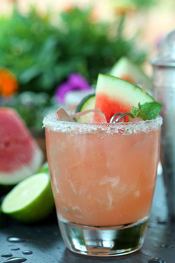 Drink Me – Summer Wedding Cocktails - The Firecracker   CHWV