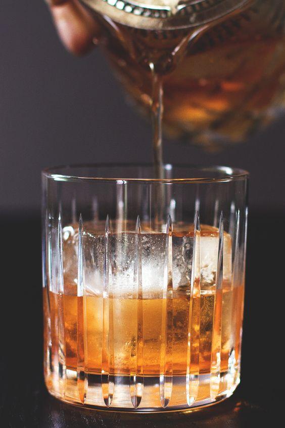 Drink Me – Summer Wedding Cocktails - Old Fashioned   CHWV
