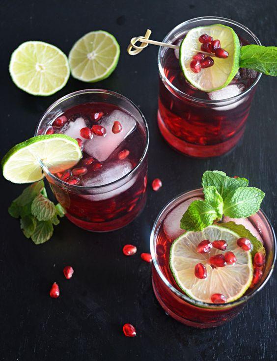 Summer Wedding Cocktails Chwv