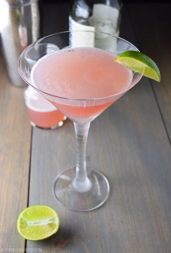 Drink Me – Summer Wedding Cocktails - Cosmopolitan   CHWV