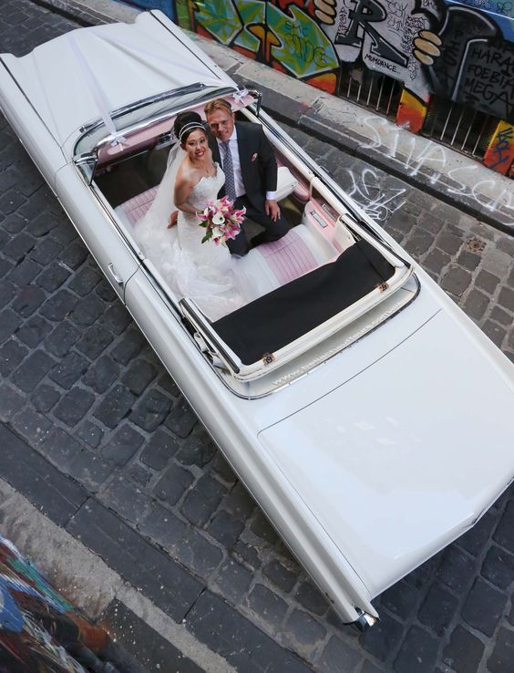 Arrive in Style – Summer Wedding Transport