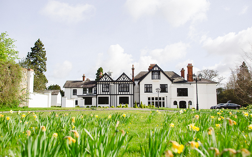 7 Quirky Wedding Venues That You Have To See - Swynford Manor | CHWV