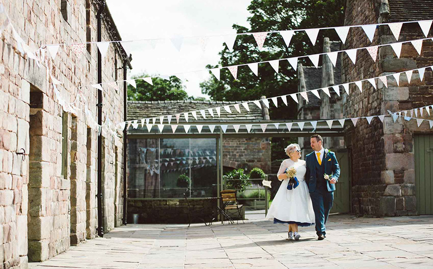 Choosing The Perfect Boho Wedding Venue - The Ashes | CHWV