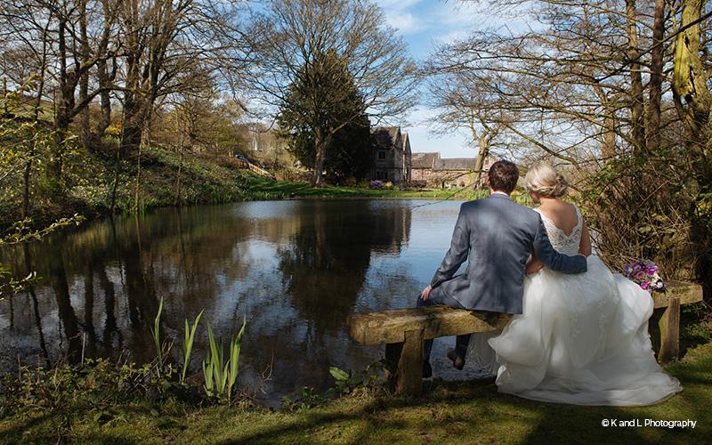 Intimate Barn Wedding Venue In Staffordshire