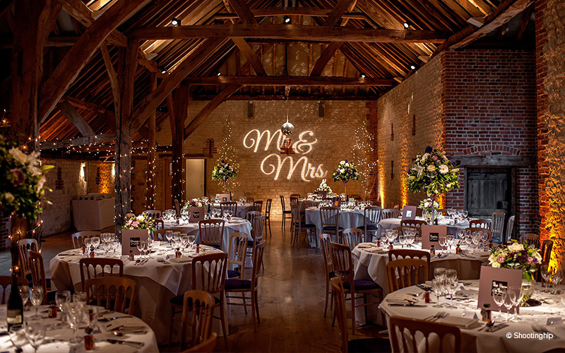 Barn Wedding Venues Surrey The Barn At Bury Court Chwv