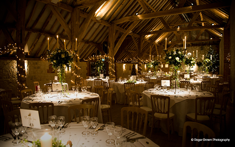 Barn Wedding Venues Surrey