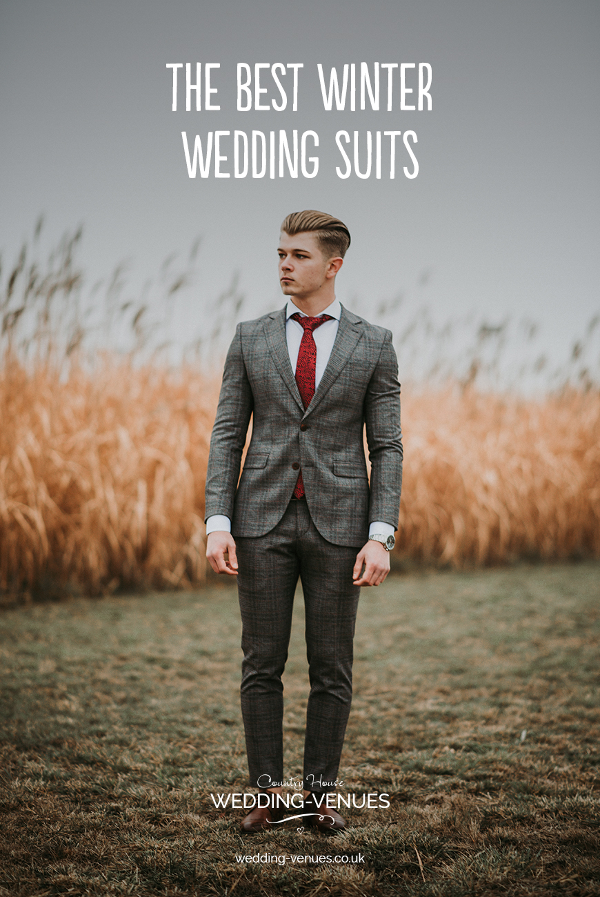 The Best Winter Wedding Suits | CHWV