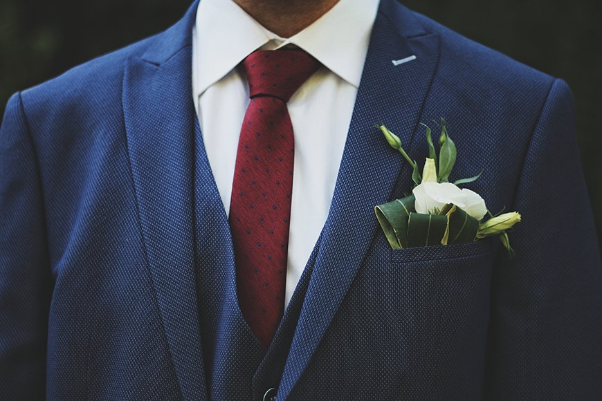 The Best Winter Wedding Suits - Suit styles for winter groomswear | CHWV