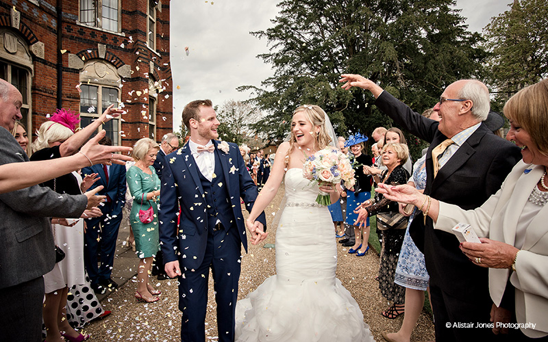 Gothic Wedding Venue in Hampshire   The Elvetham   CHWV