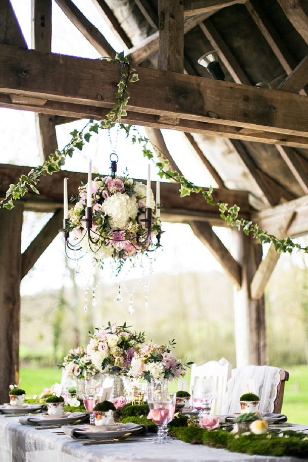 5 fantastic ideas for a French themed wedding - The flowers | CHWV