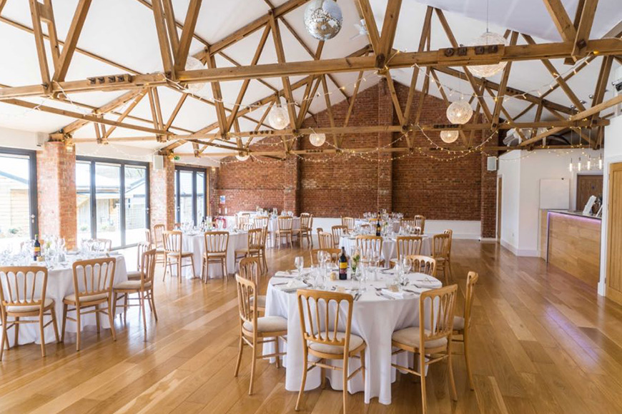 11 Unique Wedding Venues You Won't Want To Miss - The Green | CHWV