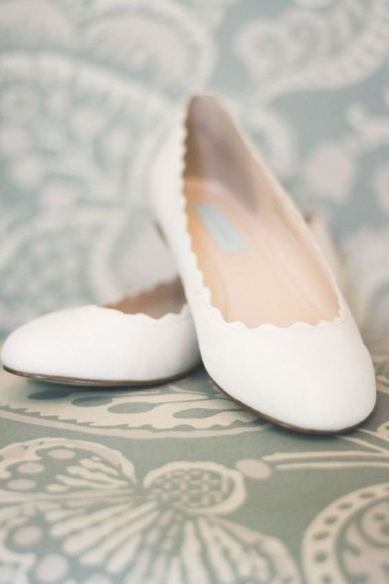 5 fantastic ideas for a French themed wedding - The shoes | CHWV