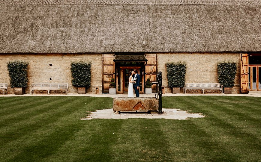 10 Romantic Wedding Venues That You Won't Want To Miss - The Tythe Barn | CHWV