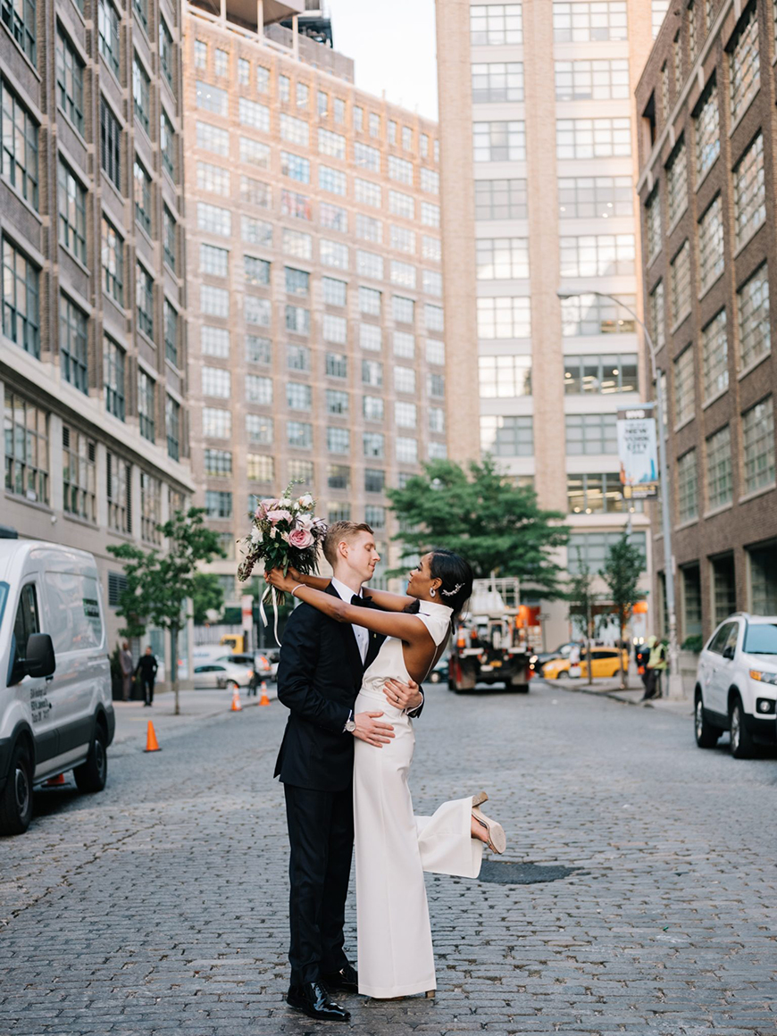 10 Things You Don't Actually Need For Your Wedding - A big white dress | CHWV