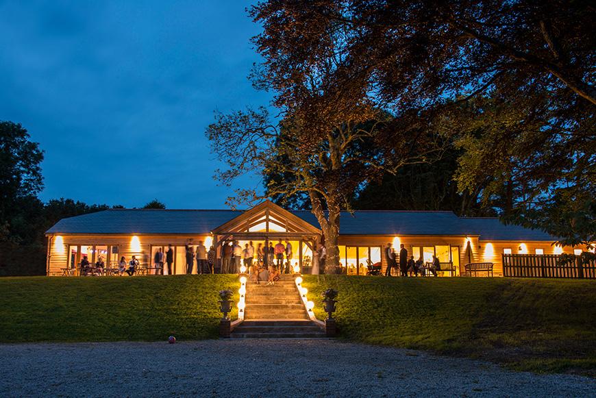 Stunning New Pavilion at Tredudwell Manor | CHWV