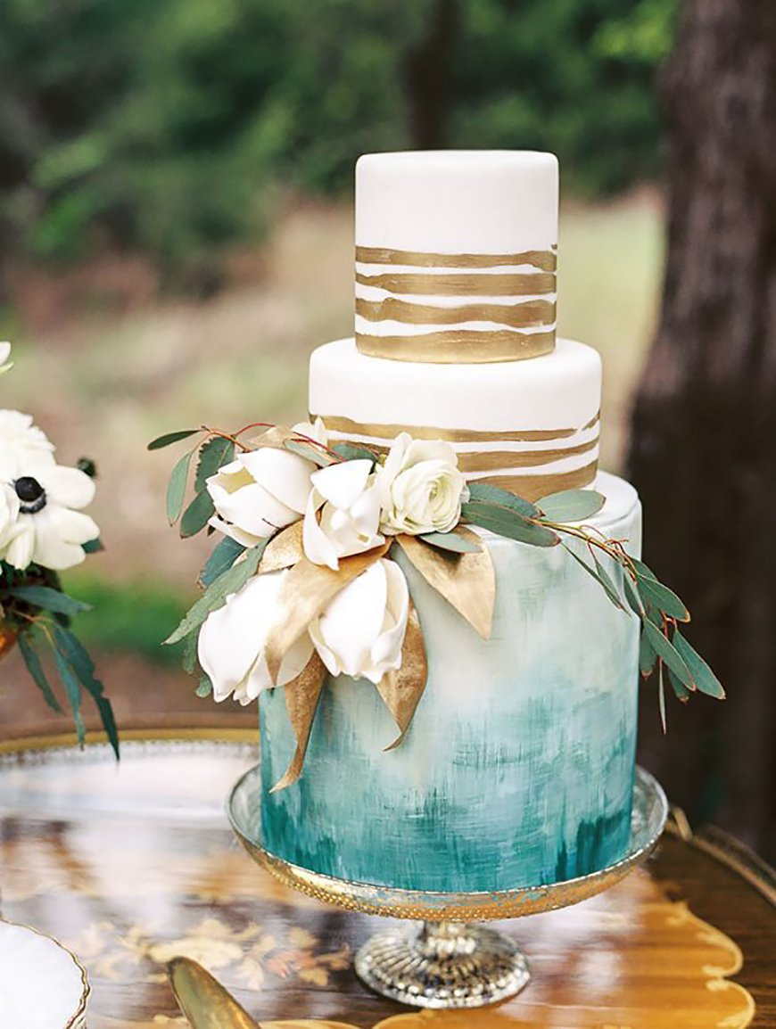 Turquoise Wedding Decorations - Keeping it cool | CHWV