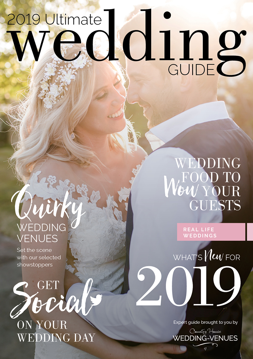 The Ultimate Wedding Guide 2019 Is Here! | CHWV