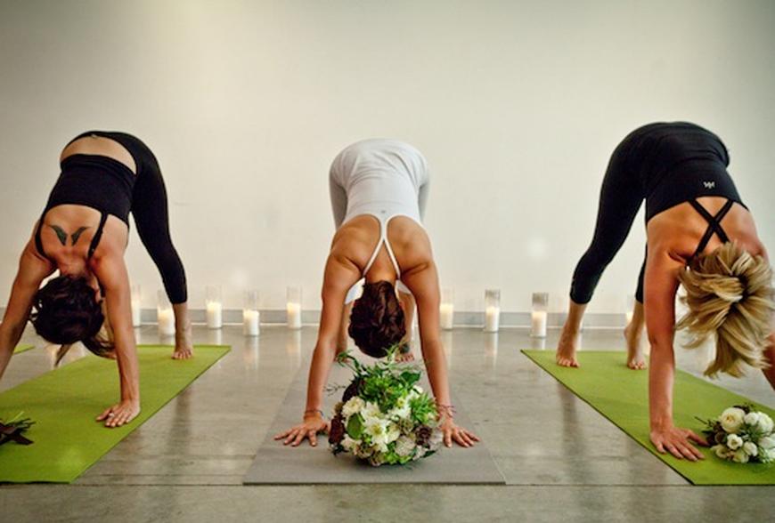 13 Unique Hen Party Ideas - Yoga | CHWV
