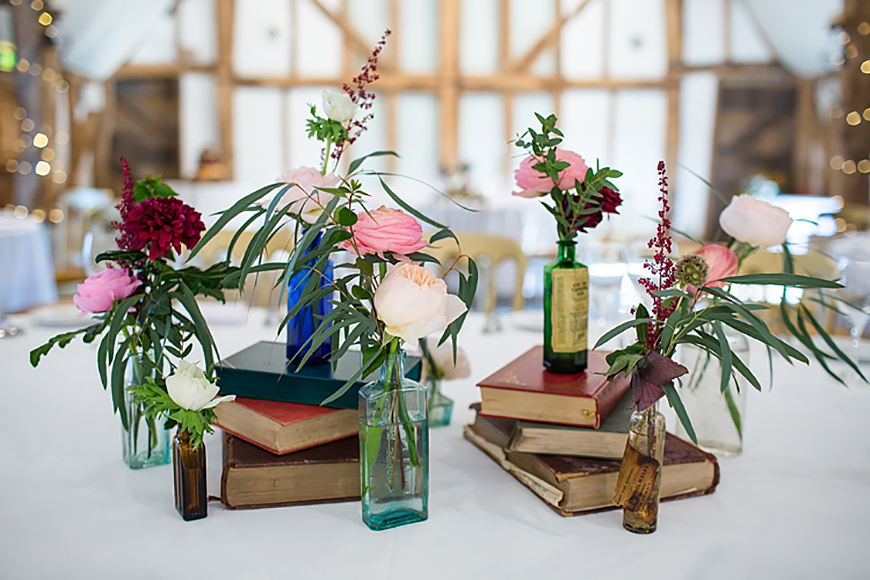 12 Unmissable Table Name Ideas - Books | CHWV