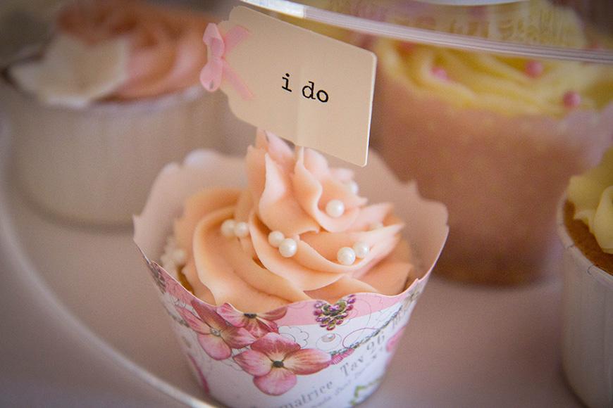 Real Wedding - A Fun and Light-Hearted Wedding at Upwaltham Barns - i do Cupcake | CHWV