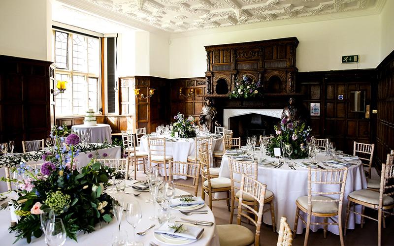 Historic Wedding Venue in West Sussex | Wakehurst | CHWV